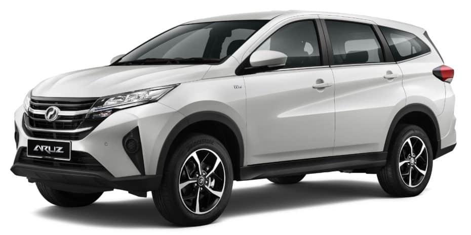Nuevo Perodua Aruz, el crossover que le hacía falta a la marca