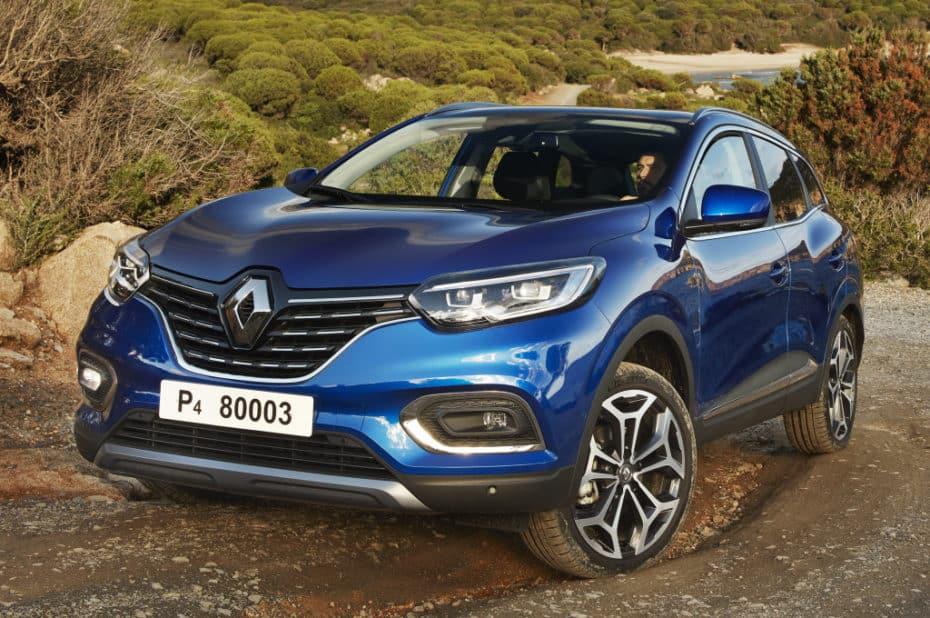 El Renault Kadjar estrena gama: Más equipada