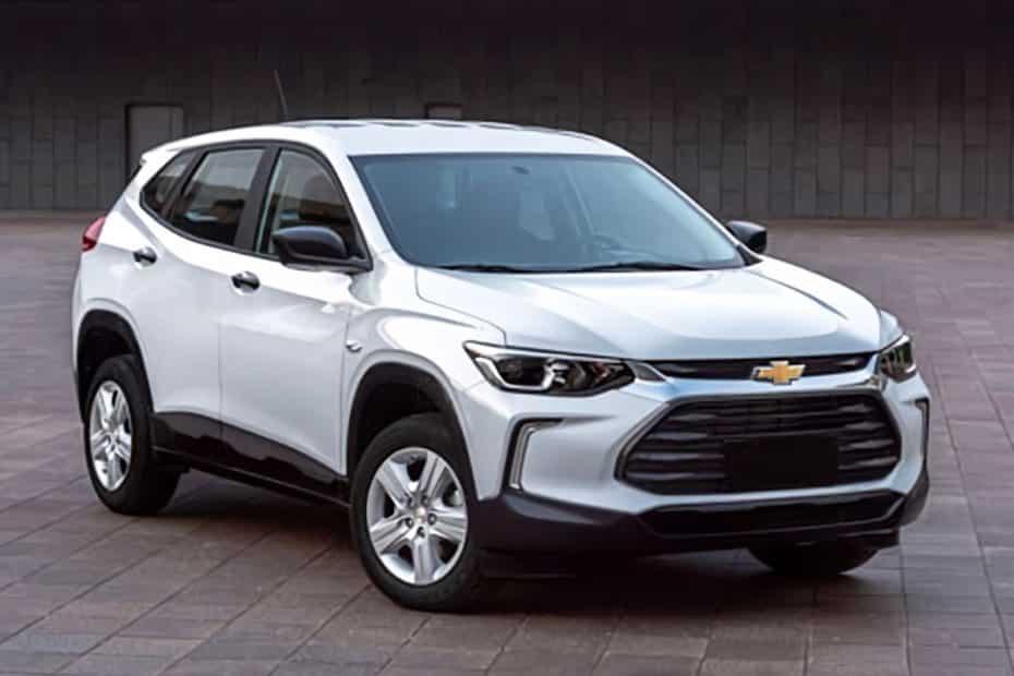Primeras imágenes del nuevo Chevrolet Trax/Tracker