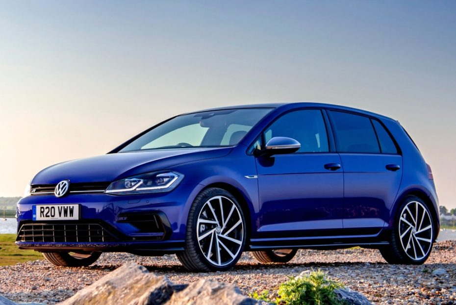 Regresan los VW Golf GTD y R: Pronto se unirá el GTI TCR