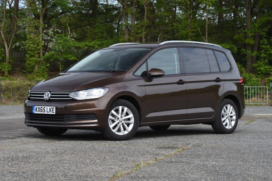 El motor 1.0 TSI llega al Volkswagen Touran