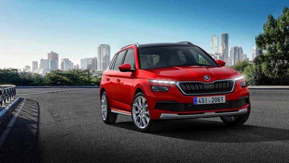 ¡Oficial! Škoda Kamiq 2019: A la caza de los SEAT Arona y Volkswagen T-Cross