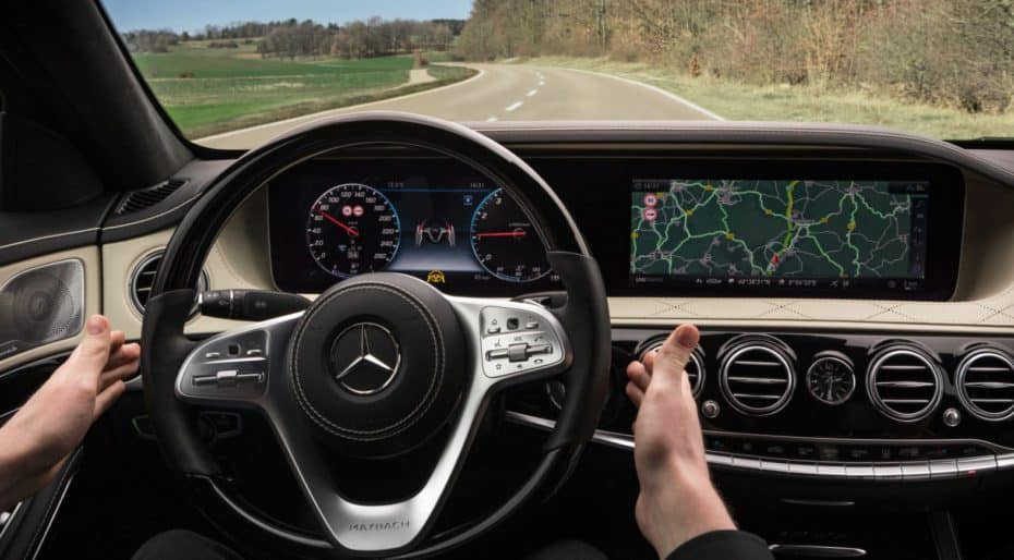 6.200 Mercedes-Benz a revisión por «circular prácticamente solos»