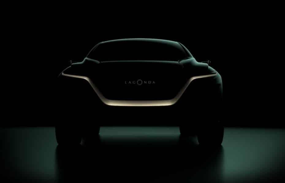 Lagonda All-Terrain Concept: ¿El SUV eléctrico de Aston Martin ya está aquí?