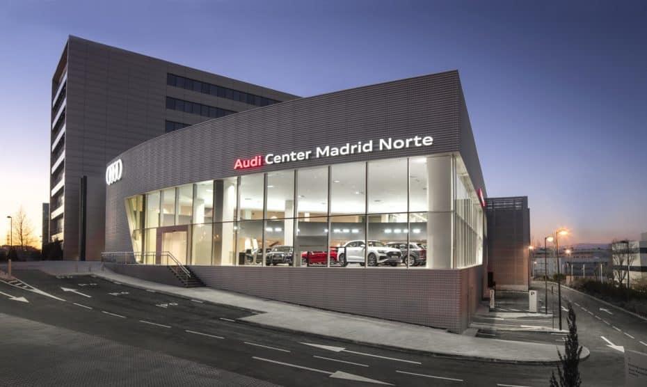 ¡Visita obligada! Si vas a comprarte un Audi, te recomendamos que sea en Audi Center Madrid Norte