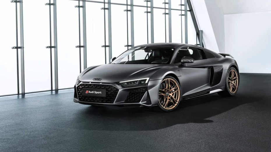 Audi R8 V10 Decennium 2019: Un seductor y potente homenaje a los 10 años de motores V10
