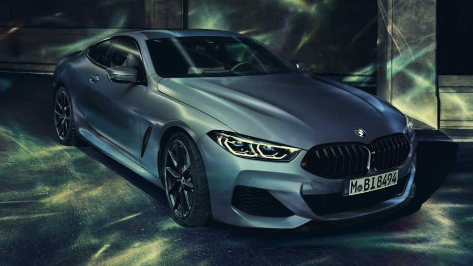 BMW M850i xDrive Coupé First Edition: 400 ejemplares a rebosar de equipamiento