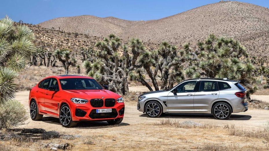 BMW X3 M y BMW X4 M 2019: Una estética de coger el babero y hasta 510 CV en las versiones Competition