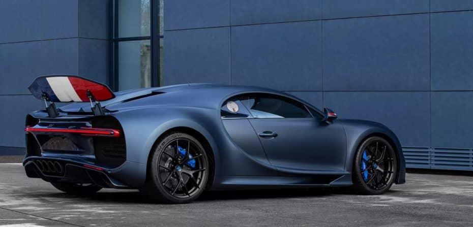 Bugatti Chiron Sport '110 ans Bugatti': Porque no se pueden celebrar 110 años de cualquier manera