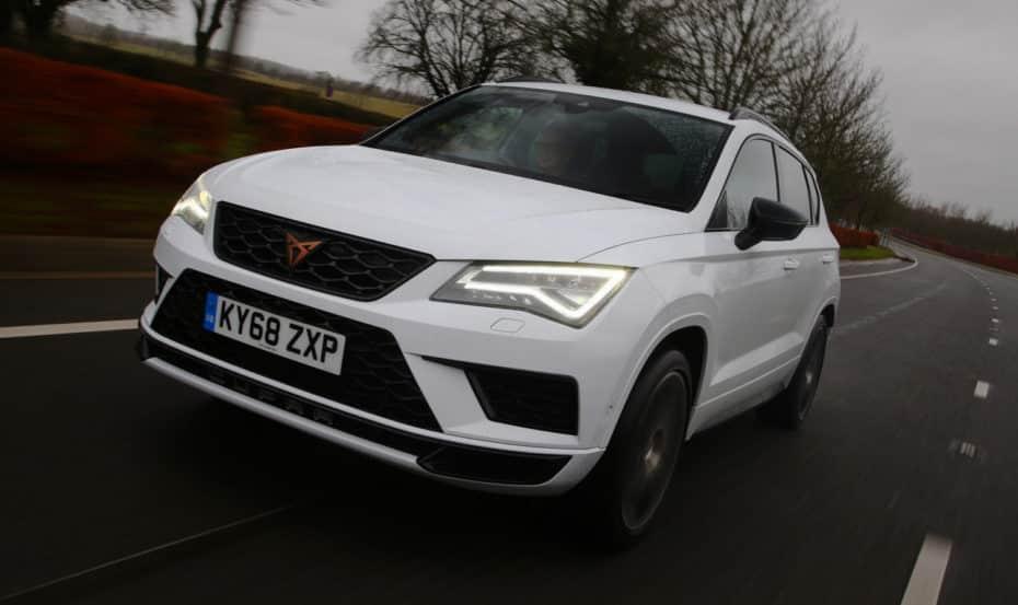 Ventas enero 2019, Reino Unido: Volvo, SEAT y MG sobresalen