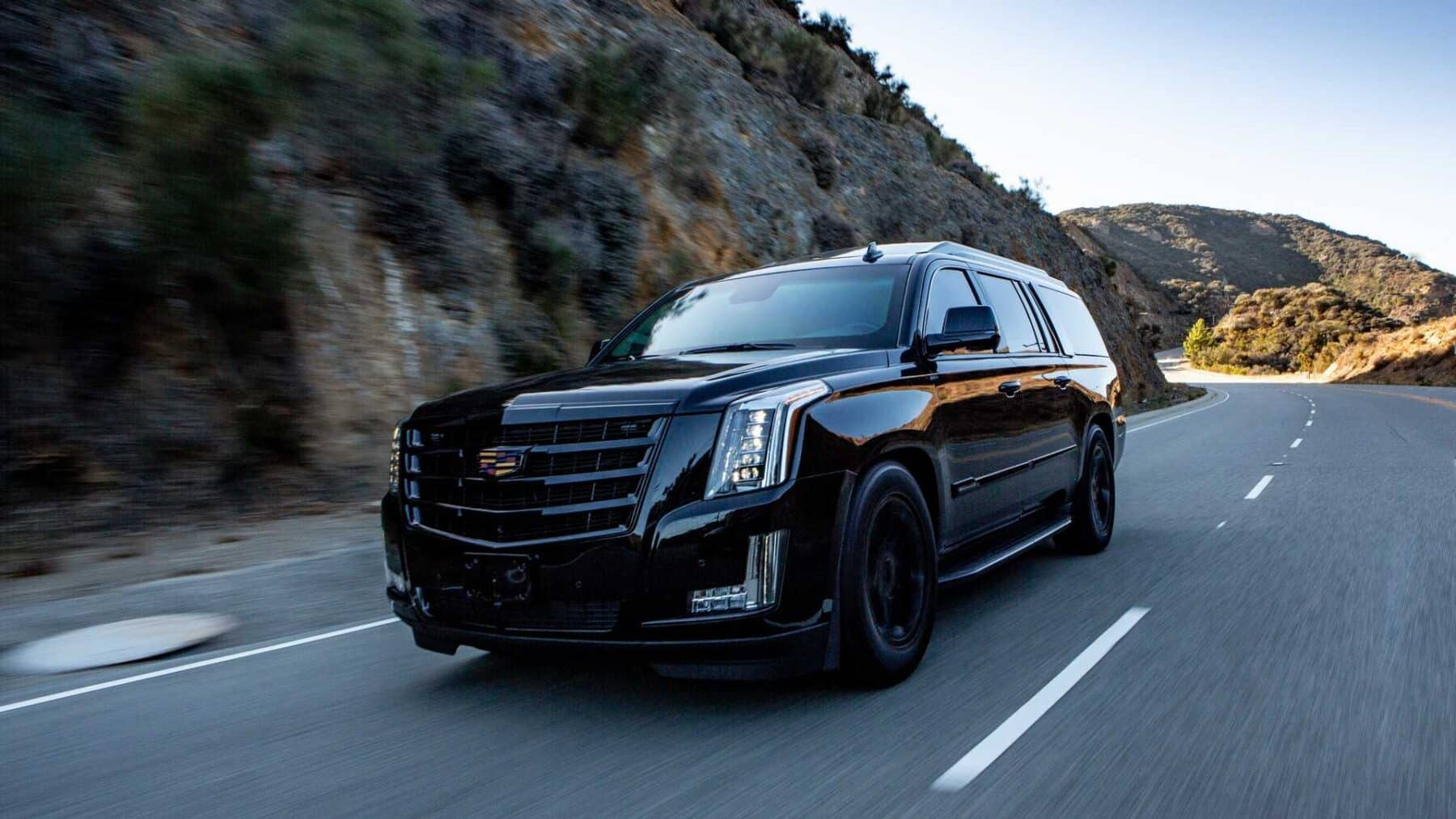2020 Cadillac Escalade V Ext Esv Concept