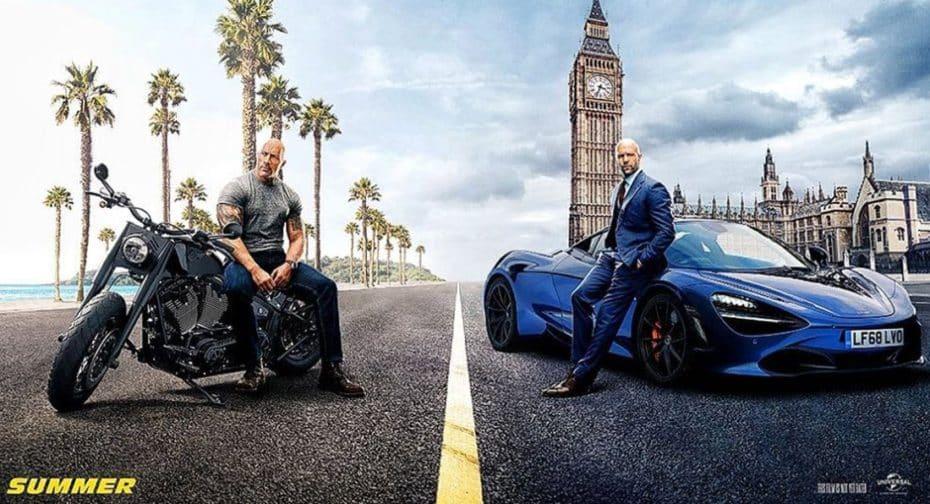 Dwayne Johnson y Jason Statham tendrán su propio 'Fast&Furious': La veremos este verano y este es el tráiler
