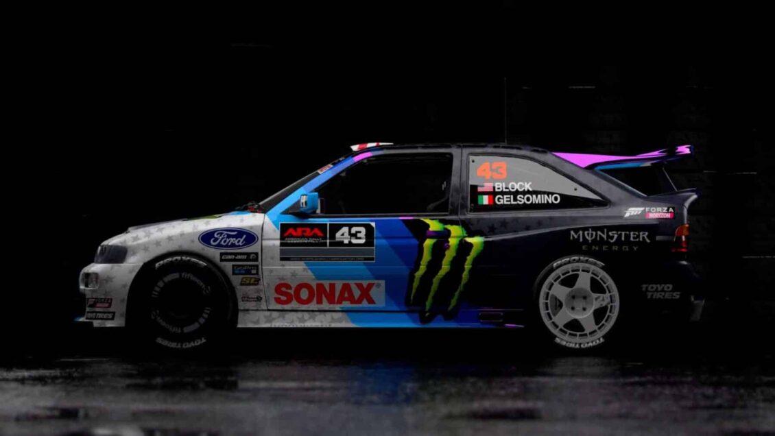 Ken Block vuelve a apostar por un salvaje Ford Escort RS Cosworth: Ahora con 376 CV