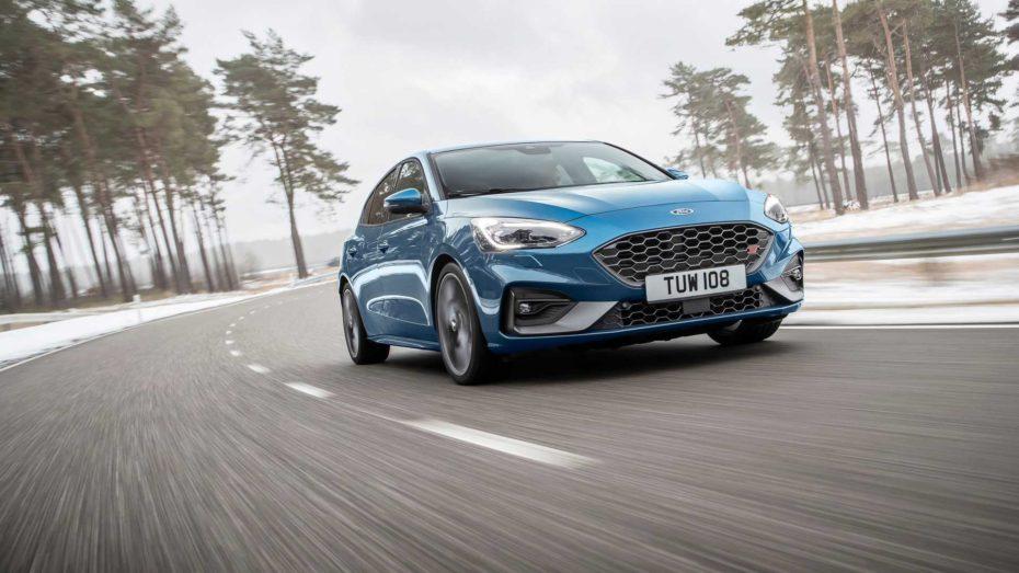 Ford Focus ST 2019: Hasta 280 CV y dos opciones de carrocería