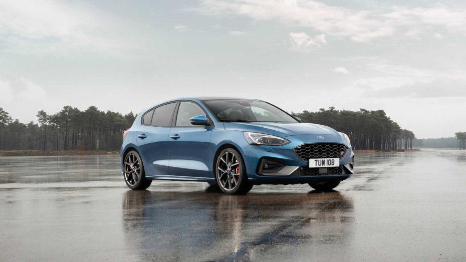 Ya a la venta el nuevo Ford Focus ST