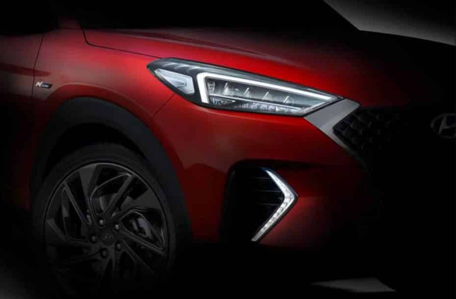 Hyundai Tucson N-Line: Primeros detalles del nuevo acabado deportivo