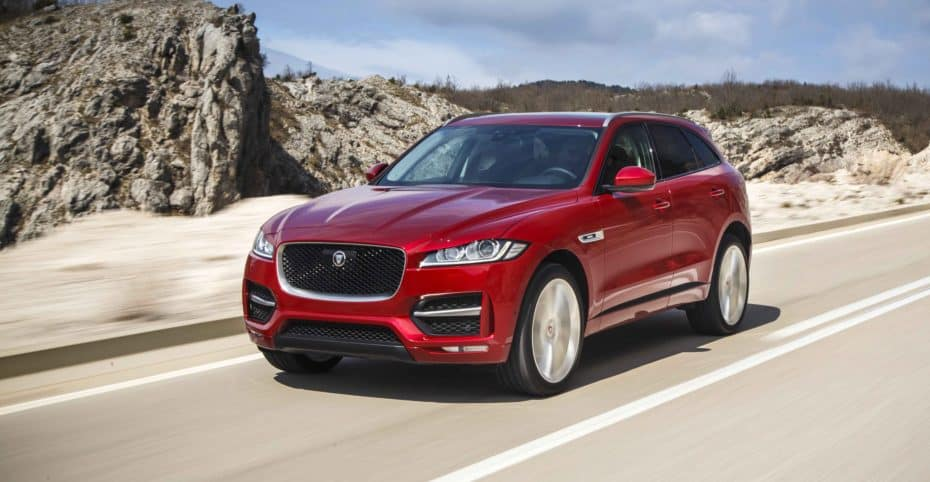 Nuevo Jaguar F-Pace «Prestige Edition», ya disponible