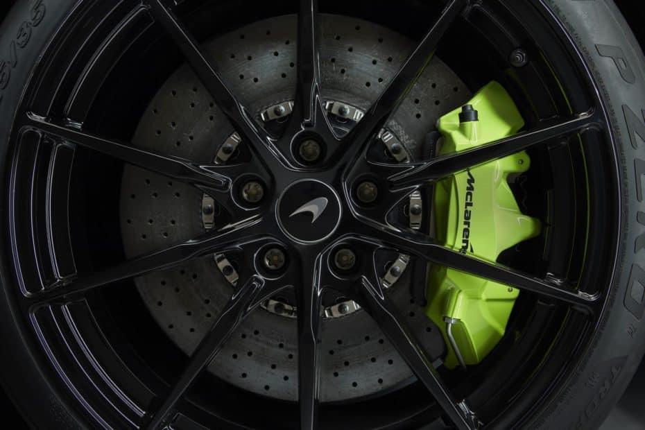 McLaren 600LT Spider by MSO: Personalización casi infinita