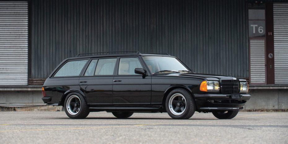 El Mercedes 500 TE AMG de 1979 es todo un enigma aún sin resolver: Solo existen 2 con un motor V8 de 5.0 litros