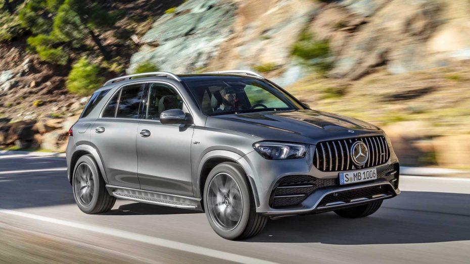 Mercedes-AMG GLE 53 4MATIC+ 2019: 7 plazas, 435 CV y pegatina ECO gracias al sistema EQ Boost