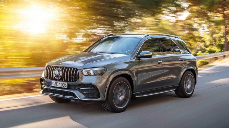 Ya puedes reservar el Mercedes-AMG GLE 53 4MATIC+ con 435 CV y pegatina ECO: Prepara el talonario