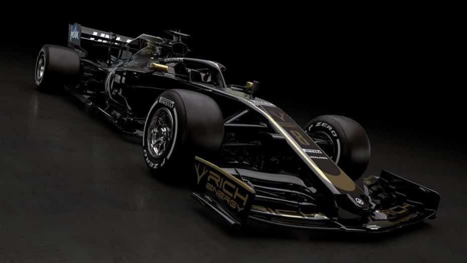 Este es el diseño de todos los monoplazas que veremos en la Fórmula 1 2019