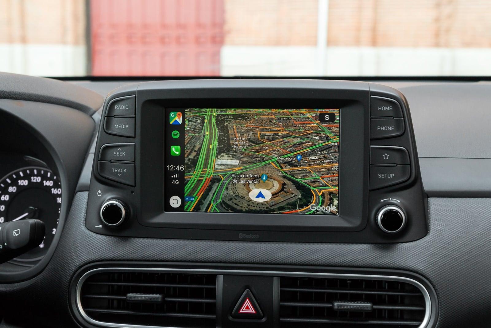 cómo configurar el GPS del coche