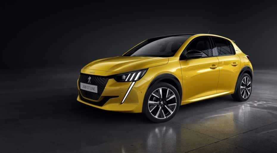 ¡Oficial! El Peugeot 208 2019 llega para revolucionar el segmento B: Tendrá versión 100% eléctrica