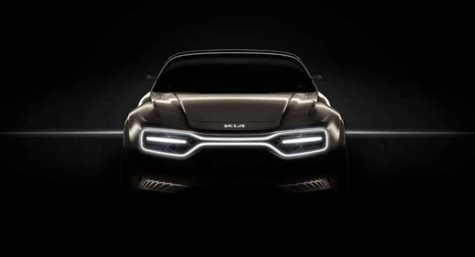 Así es el prototipo 100% eléctrico y aspecto «retro» que Kia mostrará en Ginebra
