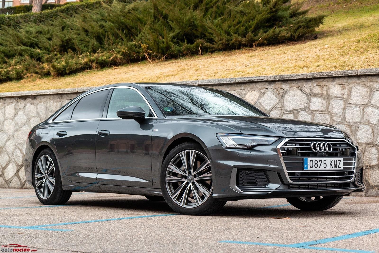 Opinión Y Prueba Audi A6 Berlina 45 Tdi Diésel 2019