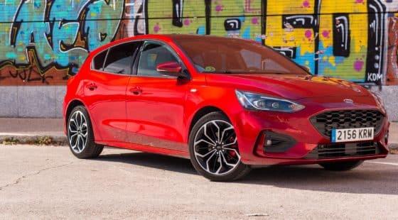 Tuning Vehículos Homologaciones: Prueba Ford Focus ST-Line