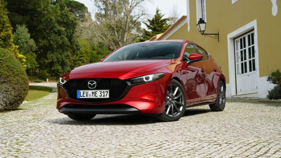 Primera prueba nuevo Mazda3: Probablemente, el mejor compacto del mercado