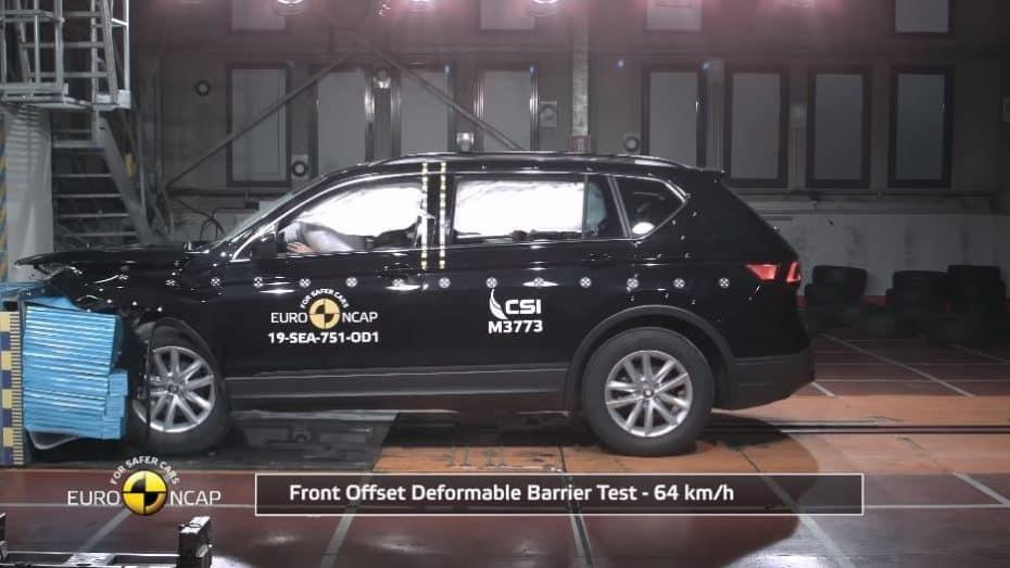 5 estrellas para todos los SUV en la última tanda de pruebas Euro NCAP