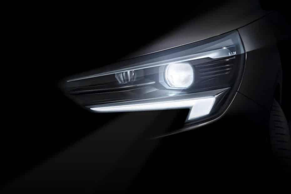 Primera imagen y detalles oficiales del Opel Corsa 2019: Plataforma PSA y una versión 100% eléctrica