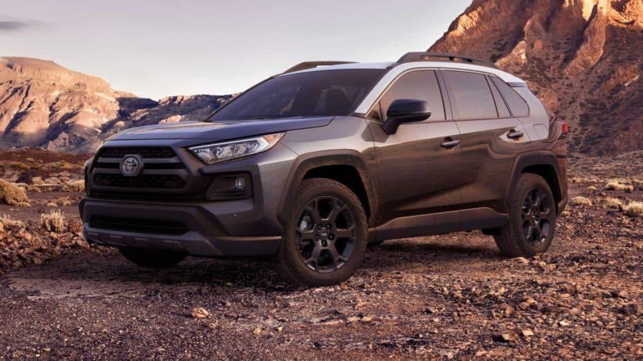 Toyota RAV4 TRDOff-Road: Un aspecto más campero, pero solo al otro lado del Charco