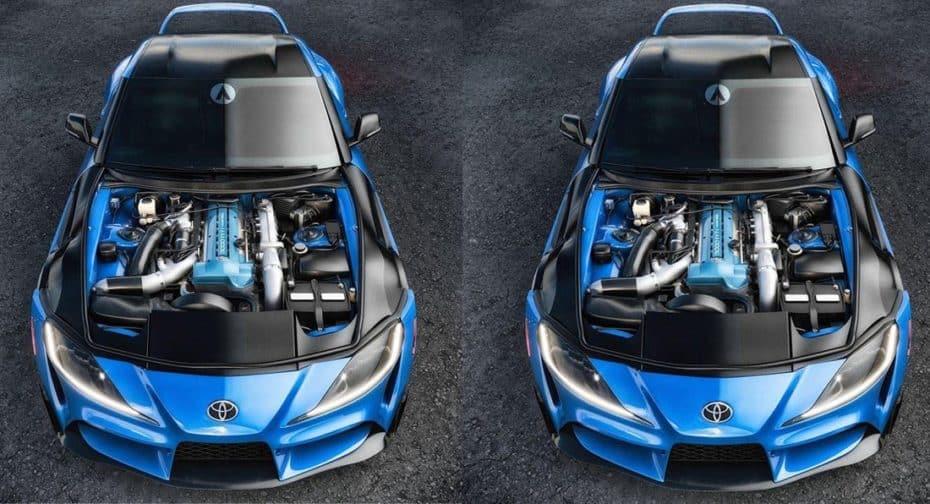 Podrás tener el nuevo Toyota Supra con el icónico motor 2JZ antes de lo que pensabas