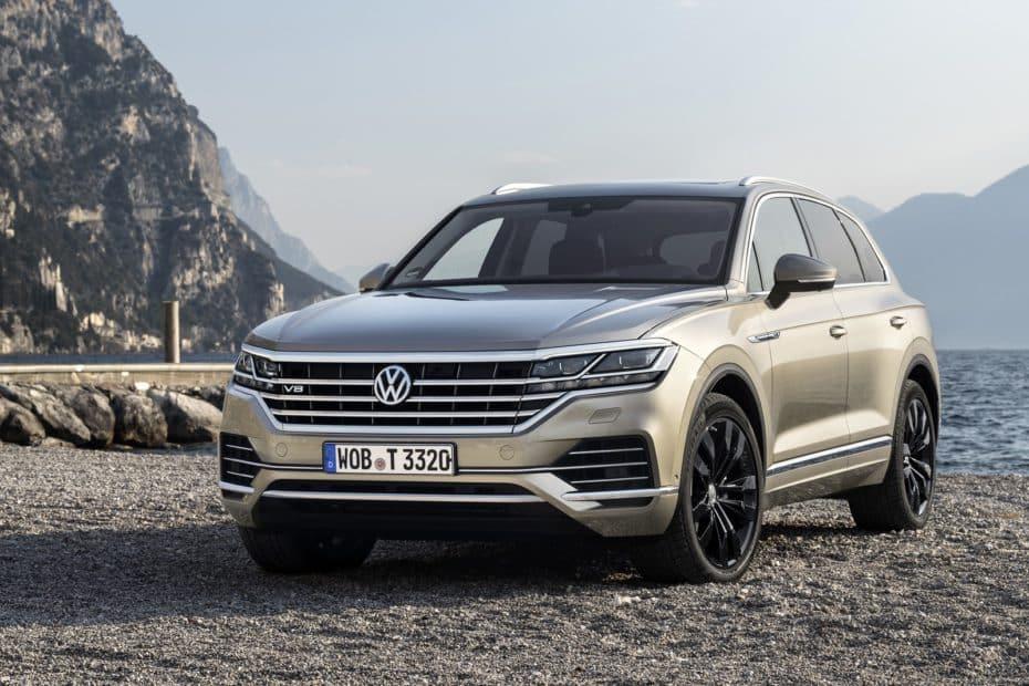 El Volkswagen Touareg V8 TDI llega en mayo: El SUV alemán con motor diésel más potente
