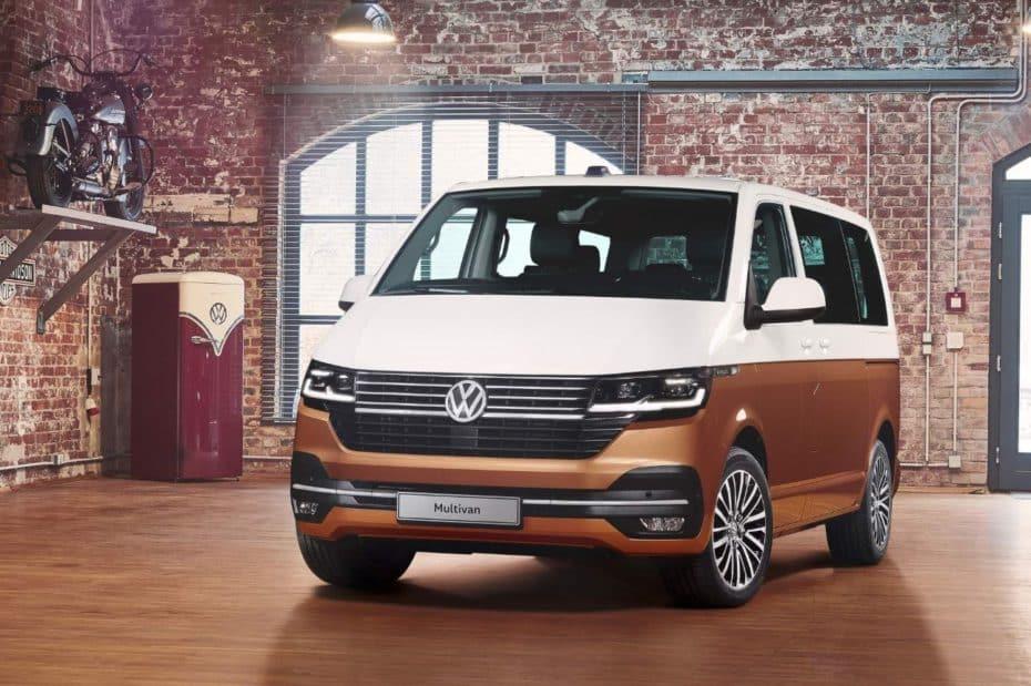Así es la renovada Volkswagen T6: Llegan las versiones eléctricas de ABT