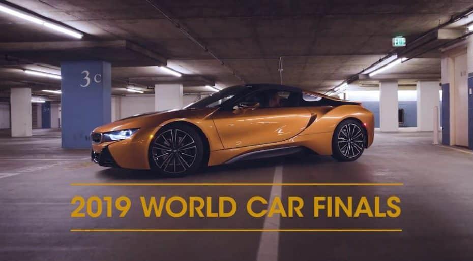 Y los finalistas al Coche del Año en el Mundo 2019 son…