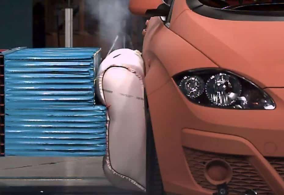 Estos Airbags exteriores de ZF están listos para su comercialización
