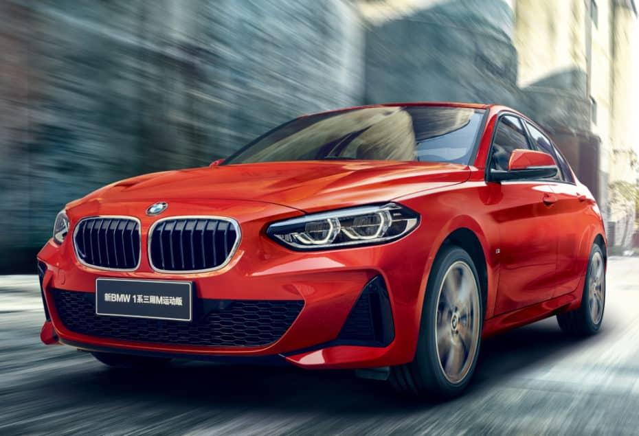 El BMW Serie 1 Sedán se pone al día: No para Europa