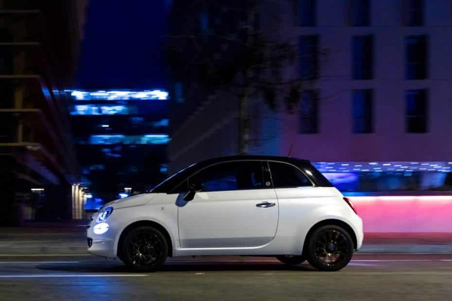 Fiat llevará a Ginebra el 500 «120th»