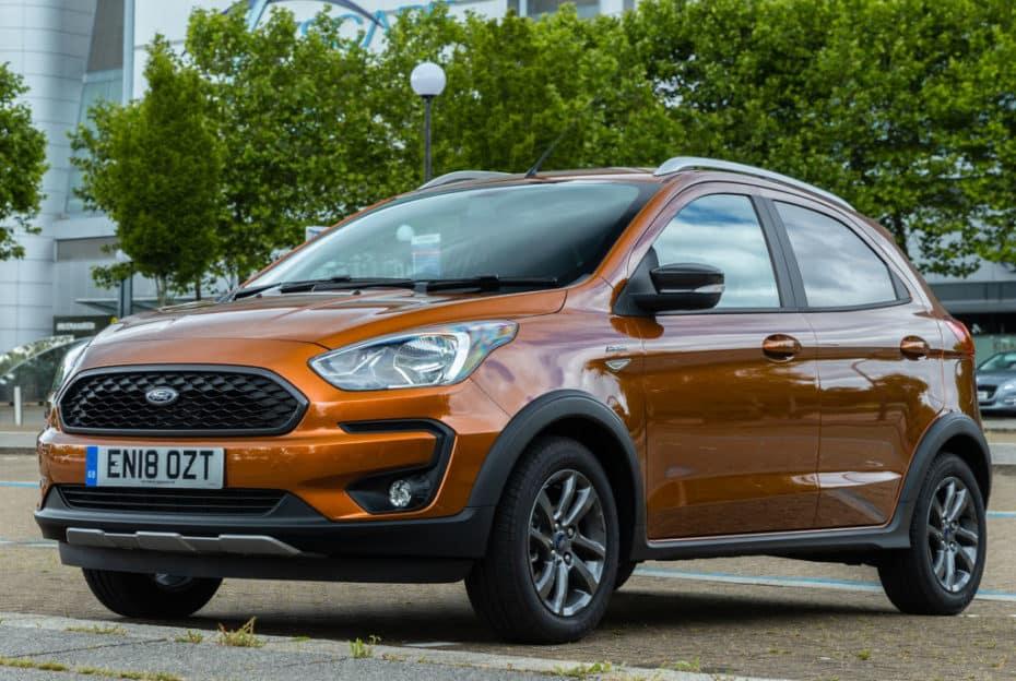Confirmado: El Ford Ka+ dice adiós en Europa