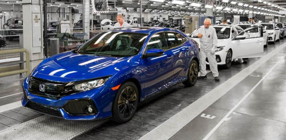 Honda cerrará la factoría de Reino Unido en 2022