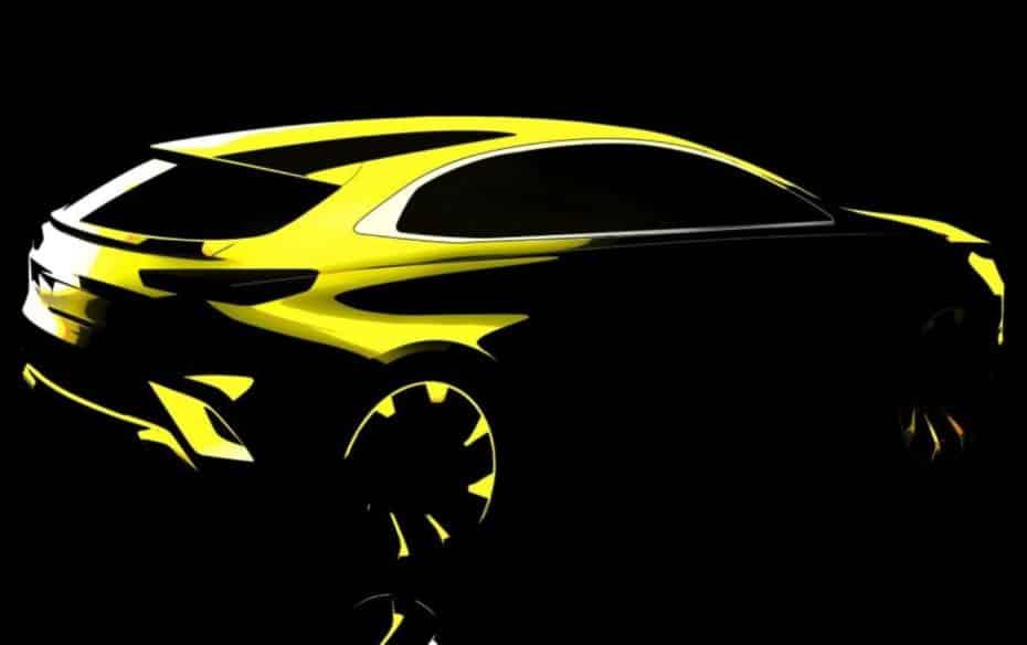 ¿Hola Kia Xceed?: La cuarta variante de la familia Ceed será un crossover…