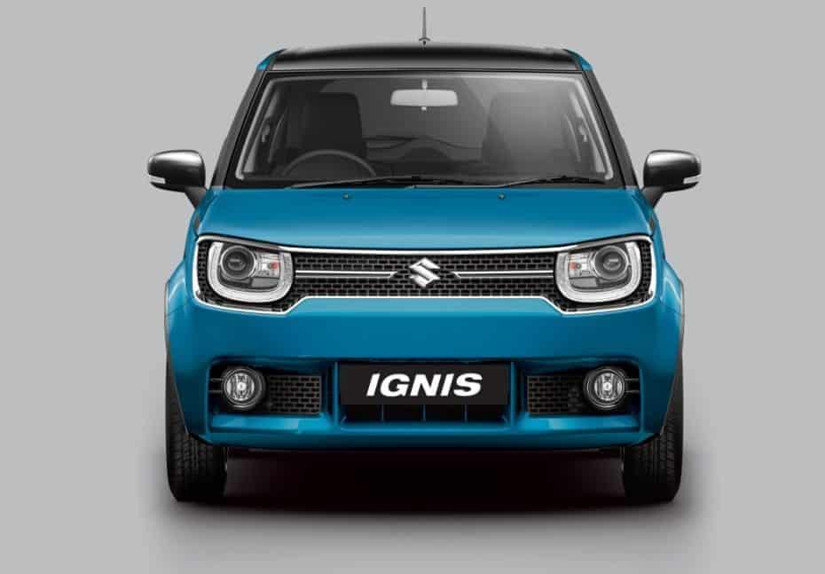 Suzuki mostrará el renovado Ignis 2019 el 20 de febrero
