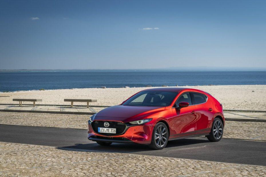 Nuevas imágenes del Mazda3 MY2019