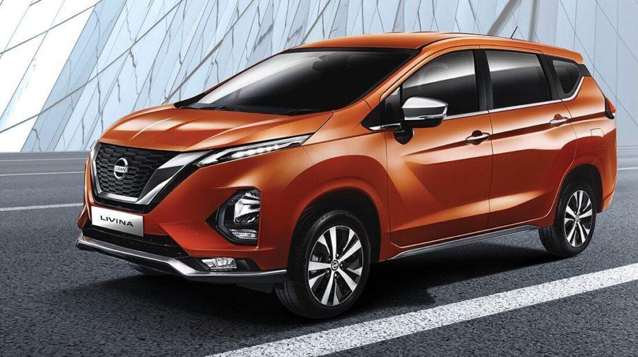 Así es la nueva generación del Nissan Livina