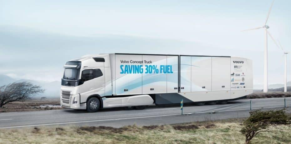 La Comisión Europea acuerda recortar las emisiones de CO2 del transporte pesado