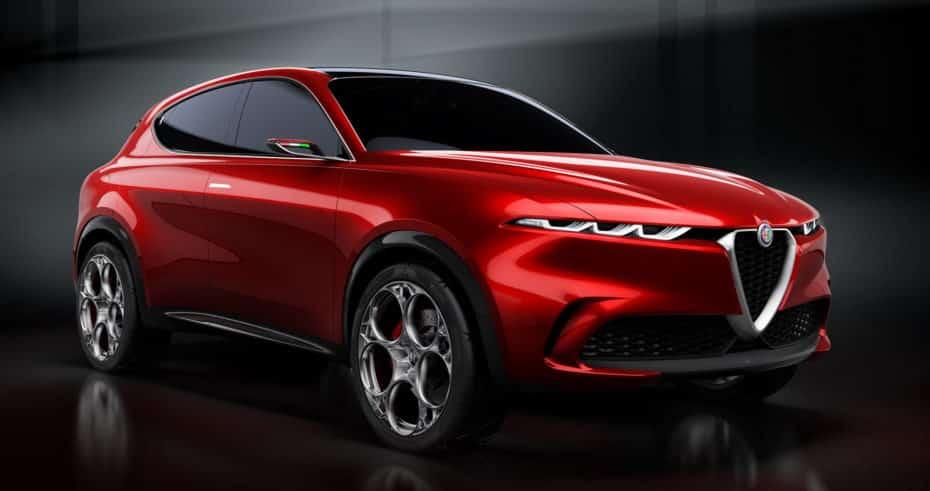 Alfa Romeo Tonale: Estás deseando que este SUV compacto llegue al mercado, y lo sabes